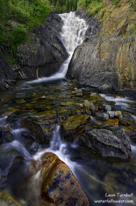 Leon Turnbull Photography Lundy Canyon Gallery