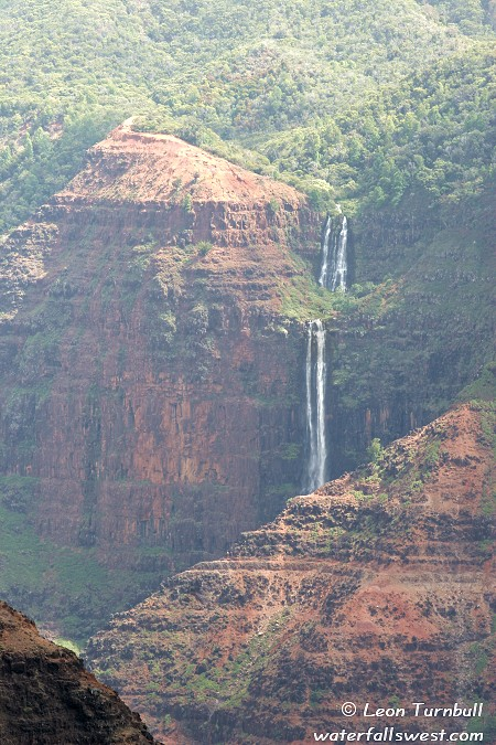 Image 2 of 4<br />View from Waimea Canyon Lookout